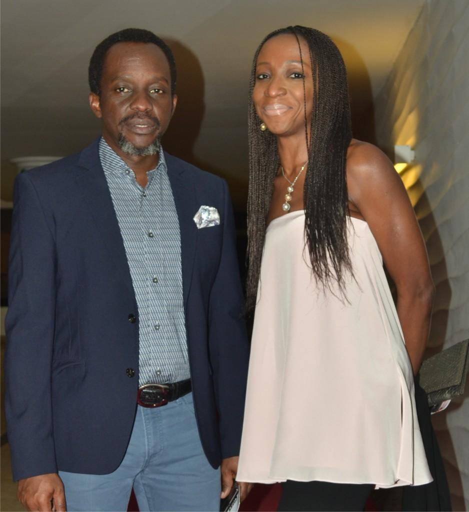 Mr. & Mrs. Olatunde Laoye................................................