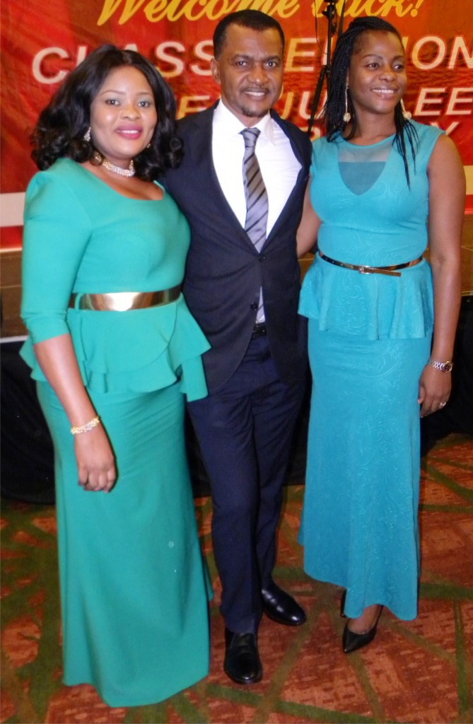 Dr. Mrs. Sanni, Ifedi Okoye-John & Wife