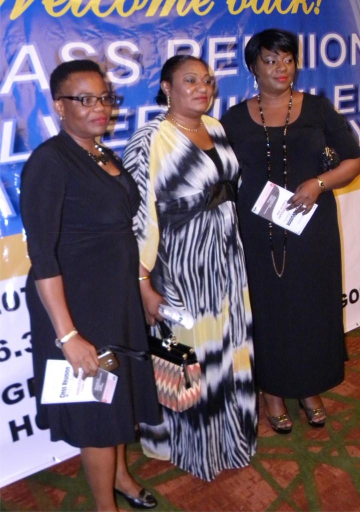 Maureen Tsenongo, Riolersseth Titilola and Koya Tanwa...............................................................................
