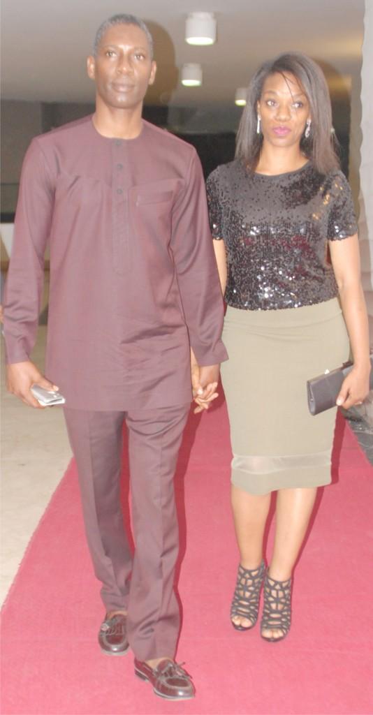 Charles & Okwuchi Egbagbe.............................................