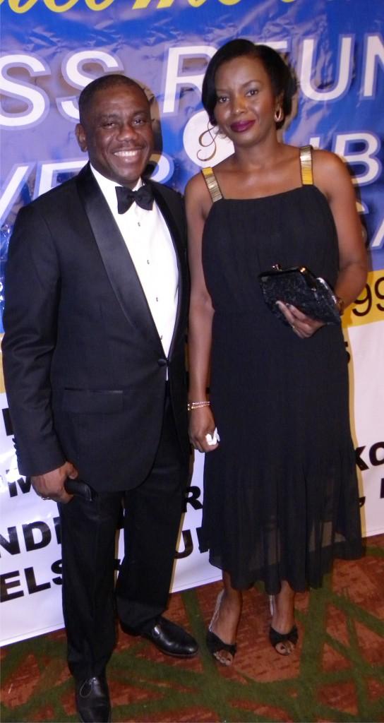 Mr & Mrs. Anire Kanyi.........................................