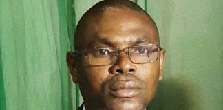 Former Executive Secretary of the FRC, Jim Obazee
