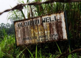 Oloibiri Oil Well