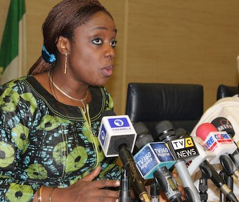 Finance Minister, Mrs. Kemi Adeosun