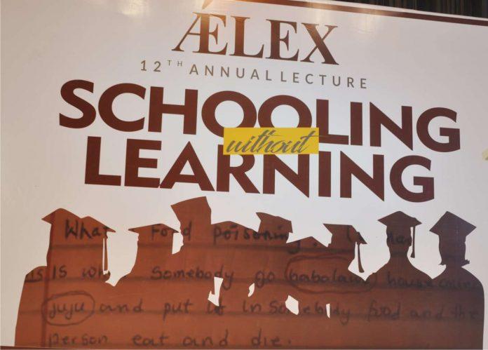 12th Aelex- Annual Lecture