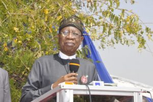 Alhaji Lai Mohammed, Minister of Information and Culture