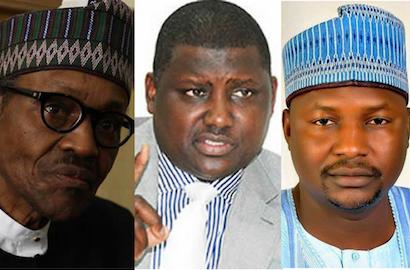 Buhari, Maina and Malami