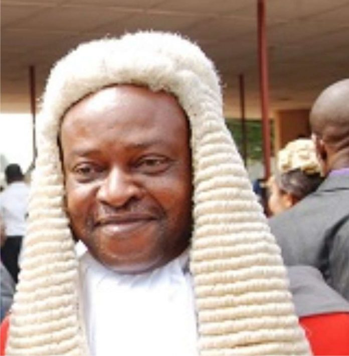Imo State Chief Judge, Justice Paschal Nnadi