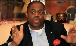 Former Minister of Aviation, Chief Femi Fani-Kayode