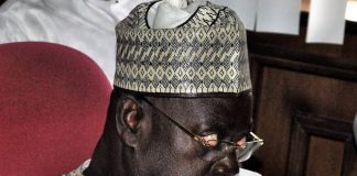 Former governor of Niger State, Babangida Aliyu
