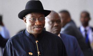 Former President, Goodluck Jonathan