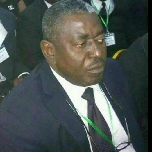 Victor Omagbemi Grant Esq.