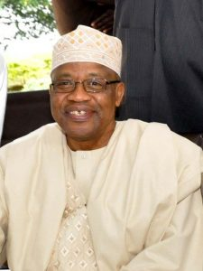 Former Military President, Gen. Ibrahim Gbadamosi Babangida