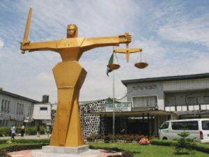 Judiciary Staff Union Symbol
