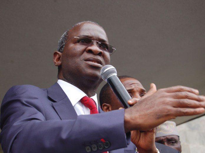 Mr. Babatunde Fashola, SAN