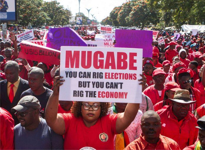 Zimbabweans spoke