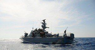 Naval Patrol Boat