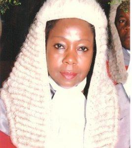 Rivers Chief Judge, Juctice Iyayi Lamikanra