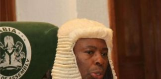 Speaker of Abia State House of Assembly, Chikwendu Kalu