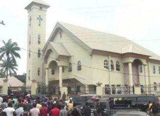 St. Philip Catholic Church, Ozubulu