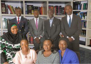 EKDC Legal Staff