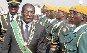Zimbabwean President Robert Mugabe was placed under house arrest by the military