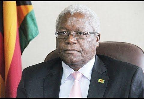 Zimbabwe's Finance Minister, Ignatius Chombo