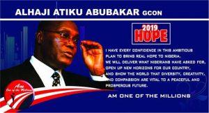 Atiku campaign Ad