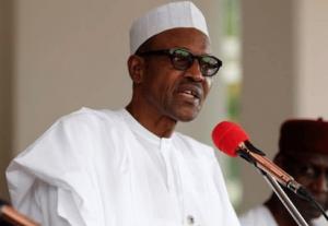 Muhammadu Buhari, President of Nigeria