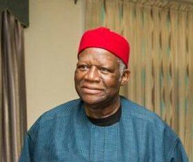 Retired Maj.-Gen. Ike Nwachukwu