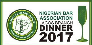 Lagos NBA goes Glam At 2017 Dinner