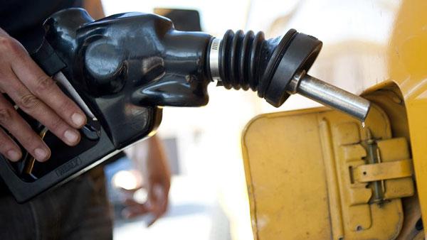 Petrol fuel pump