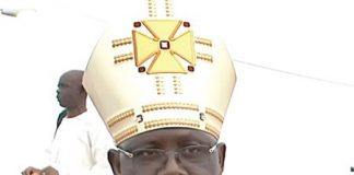 Archbishop Adegurin