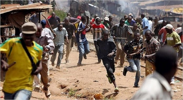 Attack of Fulani herdsmen