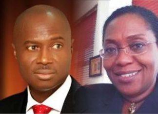 Kunle Ogunba & Toyin Bashorun