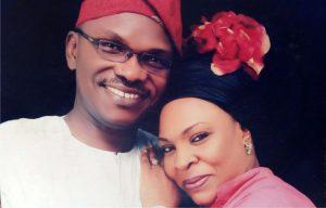 Mr. and Mrs. Akeredolu