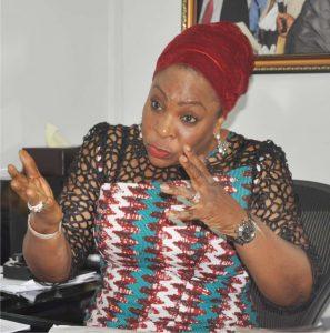 Mrs. Abimbola Akeredolu, SAN
