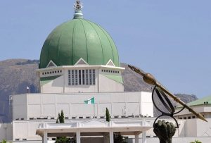 National Assembly building, Abuja