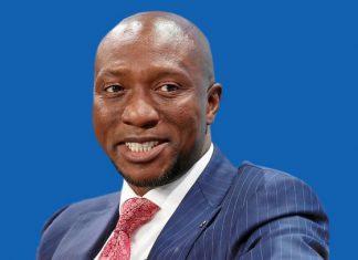Oscar Onyema, NSE Boss