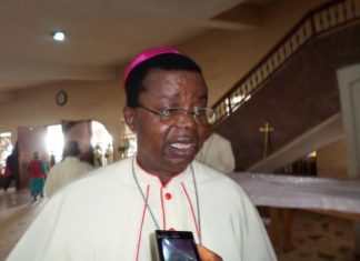 Most Rev. Paulinus Ezeokafor