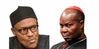 Buhari and Okogie