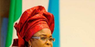 Mrs Patience Jonathan