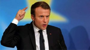 French President, Emmanuel Macron2