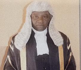 Justice Mohammed Nasir Yinusa