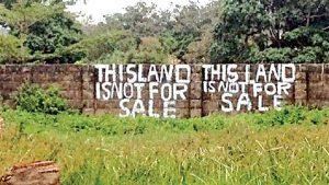 Lagos land