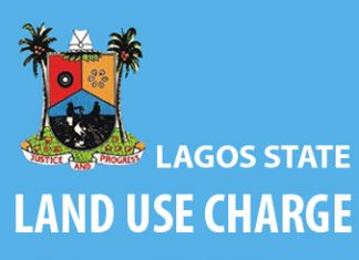 Land Use Charge in Lagos State