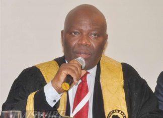 Afba President, Hannibal Uwaifo