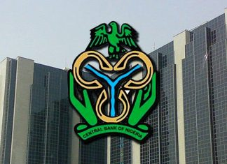 CBN Building and logo