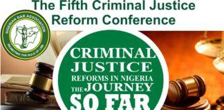 Criminal Justice Reforms