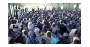 Dapchi School girls